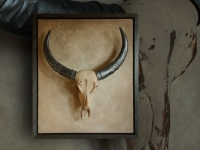 wall-panel-with-buffalo-skull-in-antique-rust