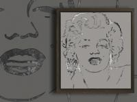 wall-panel-marilyn-monroe