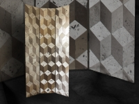 kamerscherm-cube-white-silver